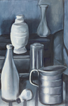 In the Blue by Abigail Eichstedt
