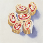 Strawberry Rolls by Bailee Kaufman
