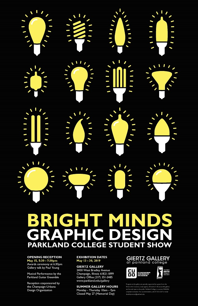 Graphic Design Student Exhibition 2019