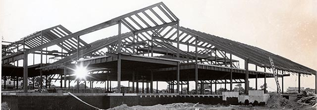Building the Parkland College Campus