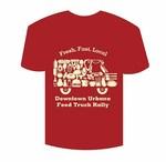 T-shirt by Hannah Wilson