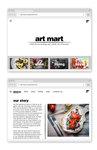 Web Mockup by Jiyoung Song