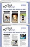 Web Mockup by Gloria Roubal