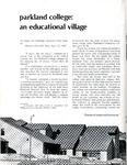 Parkland College an Educational Village by Parkland College