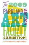 Parkland Faculty Exhibit Poster