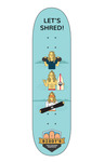 Skateboard by Jordan Bidner