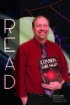 2015: David Leake READ Poster by Parkland College Library