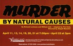 Murder by Natural Causes by Parkland College