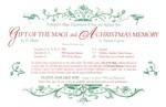 A Christmas Memory and Gift of the Magi