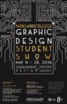 Graphic Design Student Exhibition 2016 by Parkland College