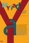 Poster, Type Specimen Poster by Ju Hyun Kong